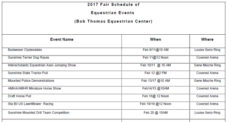 florida-state-fair-2017-schedule